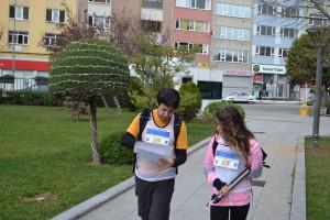 Biz Evde Yokuz Kadıköy Macerası Oryantiring
